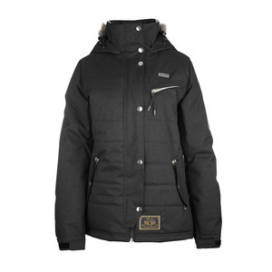 3CS Bodega Women's Snowboard Jacket - Pitch