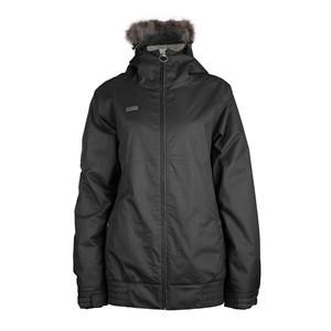 3CS Scarlet Women's Snowboard Jacket - Black