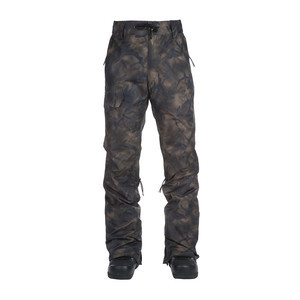 3CS Silas Men's Snowboard Pant - Coffee Camo