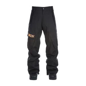 3CS Sorsa Cargo Men's Snowboard Pant - Jet Black
