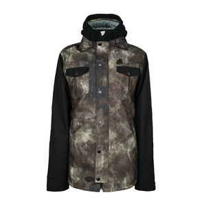 3CS Baltimore Snowboard Jacket 2017 - Oil Blamo