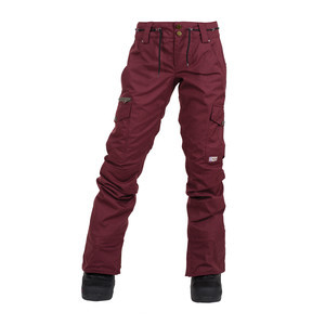 3CS Dixon Women's Snowboard Pant 2017 - Dark Berry