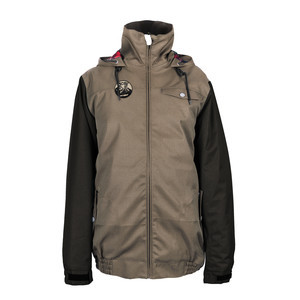 3CS Harrington Snowboard Jacket 2017 - Moonrock