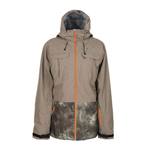 3CS Plunder Snowboard Jacket 2017 - Putty