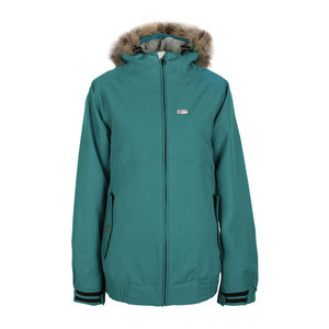 3CS Scarlet Women's Snowboard Jacket 2017 - Deep Teal