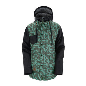 3CS Baltimore Snowboard Jacket 2018 - Security Camo