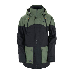 3CS Field Coat 3L Snowboard Jacket 2018 - Black