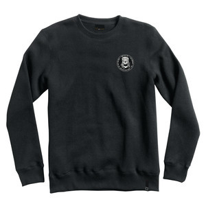 3CS x Elm Crewneck - Black
