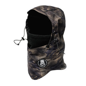 3CS x Elm Dundrum Hood - Black Camo
