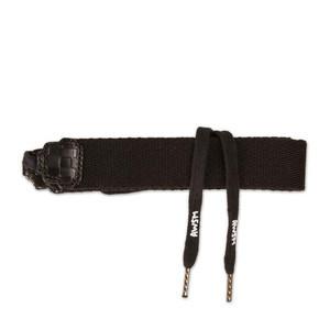 AWSM Mutant Belt — Black/Black