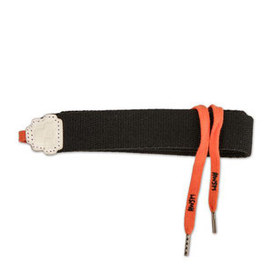 AWSM Mutant Belt — Black/White/Orange