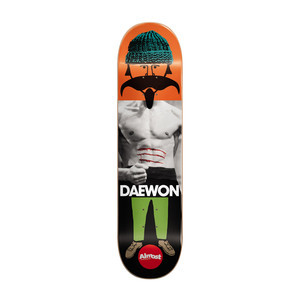 "Almost Daewon Remix Dude Impact Light 8.25"" Skateboard Deck"