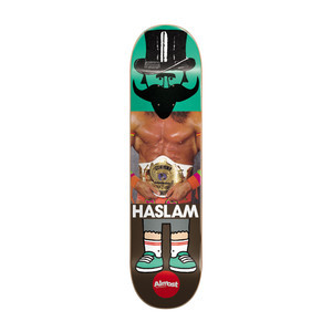 "Almost Haslam Remix Dude Impact Light 8.5"" Skateboard Deck"