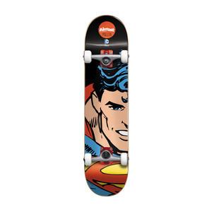 "Almost Mullen Superman Splitface 8.0"" Complete Skateboard"