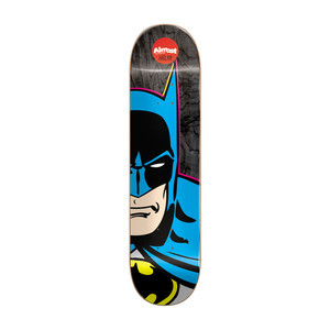 "Almost Haslam Superhero Splitface 8.38"" R7 Skateboard Deck - Batman"