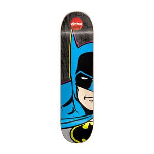 "Almost Willow Superhero Splitface 7.75"" R7 Skateboard Deck - Batman"