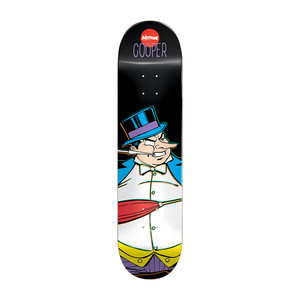 "Almost Cooper Penguin 8.0"" Skateboard Deck"