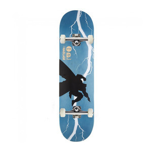 "Almost Haslam Dark Knight 7.75"" Complete Skateboard"