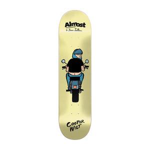 "Almost Cooper Jean Julien 8.0"" Skateboard Deck"