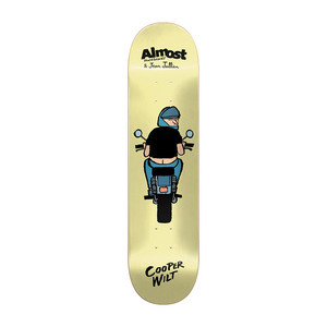 "Almost Cooper Jean Julien 8.0"" Skateboard Deck"