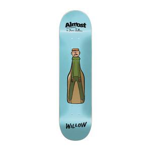 """Almost Willow Jean Julien 7.75"""" Skateboard Deck"""