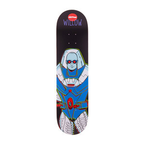 """Almost Willow Mr. Freeze 7.75"""" Skateboard Deck"""