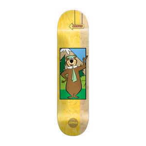 "Almost Cooper Yogi Bear 8.125"" Skateboard Deck"