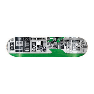 "Almost Daewon Stick-o-Rama 8.38"" Skateboard Deck"