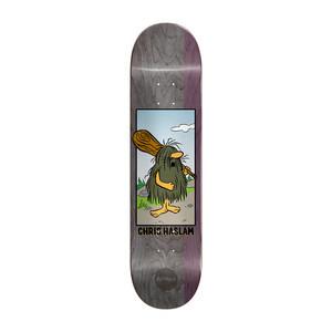 "Almost Haslam Captain Caveman 8.38"" Skateboard Deck"
