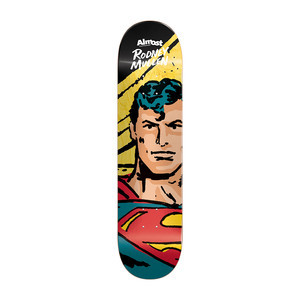 "Almost Mullen Sketchy Superman 8.25"" Skateboard Deck"