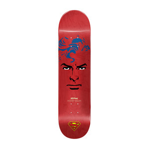 "Almost Mullen Abstract Superman 8.0"" Skateboard Deck"