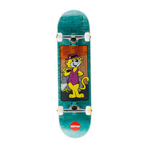 "Almost Top Cat Premium 8.0"" Complete Skateboard - Teal"