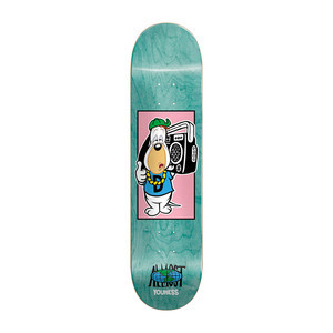 "Almost Youness Droopy Boombox 8.0"" Skateboard Deck"