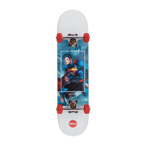 "Almost Superman Fight Club Youth 7.0"" Complete Skateboard"
