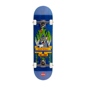 "Almost Tom Panther Premium 8.0"" Complete Skateboard - Blue"