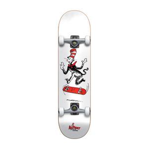 """Almost x Dr. Seuss Cat Tre Premium 7.75"""" Complete Skateboard"""