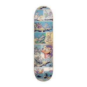 "Almost x Tom & Jerry Comic Strip 7.75"" Skateboard Deck - Daewon"