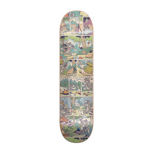 "Almost x Tom & Jerry Comic Strip 8.0"" Skateboard Deck - Mullen"