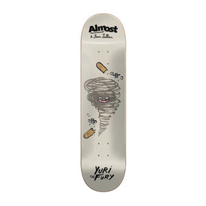 "Almost x Jean Jullien Monsters 8.25"" Skateboard Deck - Yuri"