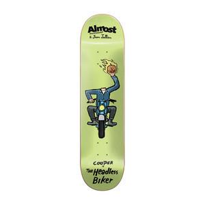 "Almost x Jean Jullien Monsters 8.38"" Skateboard Deck - Cooper"