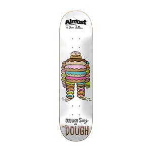 """Almost x Jean Jullien Monsters 8.0"""" Skateboard Deck - Daewon"""
