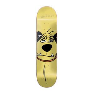 "Almost Mullen Muttley Face 8.0"" Skateboard Deck"