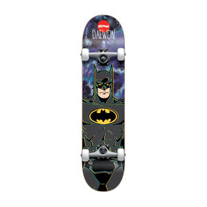 "Almost Daewon Batman 7.625"" Complete Skateboard — Tie-Dye"