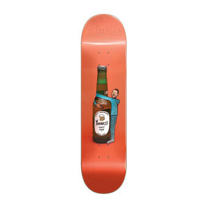 "Almost Youness JJ Cutout 8.0"" Skateboard Deck"