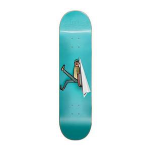 """Almost Yuri JJ Cutout 8.25"""" Skateboard Deck"""