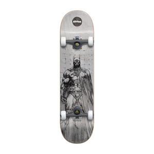 "Almost Batman Jim Lee 8.0"" Complete Skateboard - White"