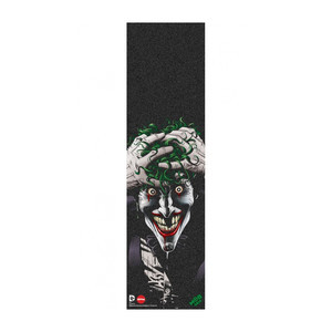 Almost x MOB Joker Hahaha Skateboard Griptape