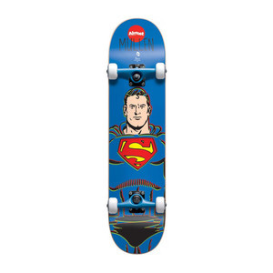 "Almost Mullen Superman 7.75"" Complete Skateboard - Blue"
