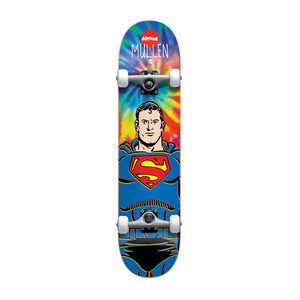 "Almost Mullen Superman 7.75"" Complete Skateboard - Tie-Dye"