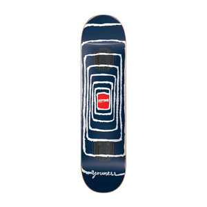 "Almost Youness Vortex Impact 8.0"" Skateboard Deck"